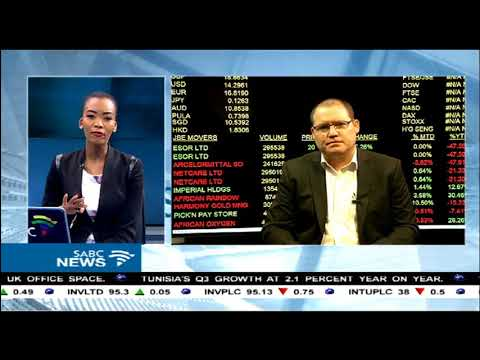 Markets analysis and report: 16 November 2017