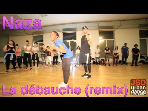 La Debauche - Naza (DJ Vins-T remix) AfroDance @Julien Moraux // JSD