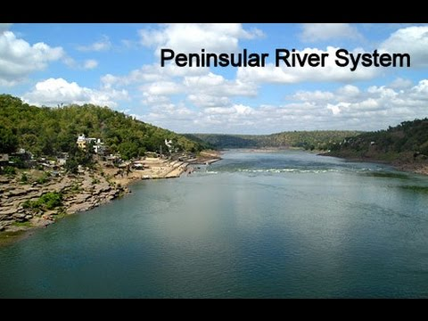 Peninsular River System Physical Geography of India