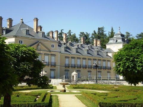 Places to see in ( Madrid - Spain ) Palacio Real de El Pardo