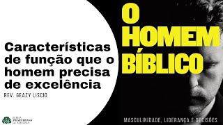 Estudo bíblico 21/07/2021   Rev. Geazy Liscio