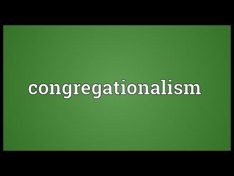 Header of congregationalism