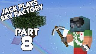 Flyin' Jack! Jack plays Sky Factory Part 8! (July 30th, 2017)