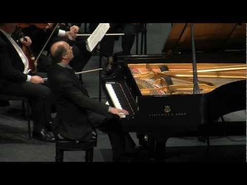 Liszt Piano Concerto No. 2 - Rick Rowley, piano