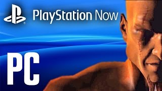 God of War 1 HD PC Gameplay Full HD [PlayStation Now]