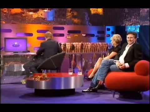 The Graham Norton Show 2007 S2x02 Gabriel Byrne, Leticia Dean. Part 2 YouTube