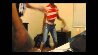 dancing to Gitty Up by Sissy Nobby.