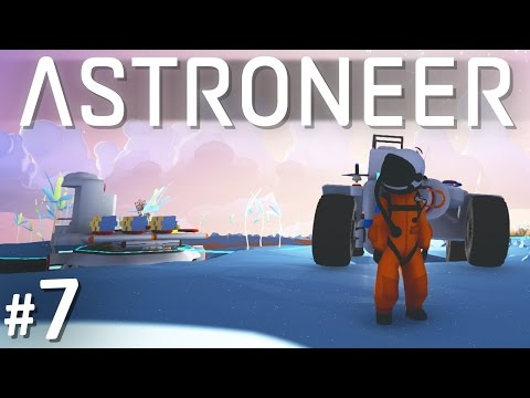 RESEARCH AND DEVELOPMENT | Let's Play Astroneer [#7]