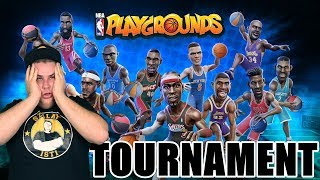 NBA PLAYGROUNDS | TOURNAMENT