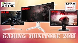 IPS TN VA 4k oder Full HD? 3 Gaming Monitore von AOC im Test FreeSync und Gsync
