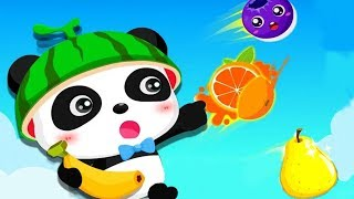 Baby panda Learn The Fruit Names - Play The Best Fruit Recognition Game For Children