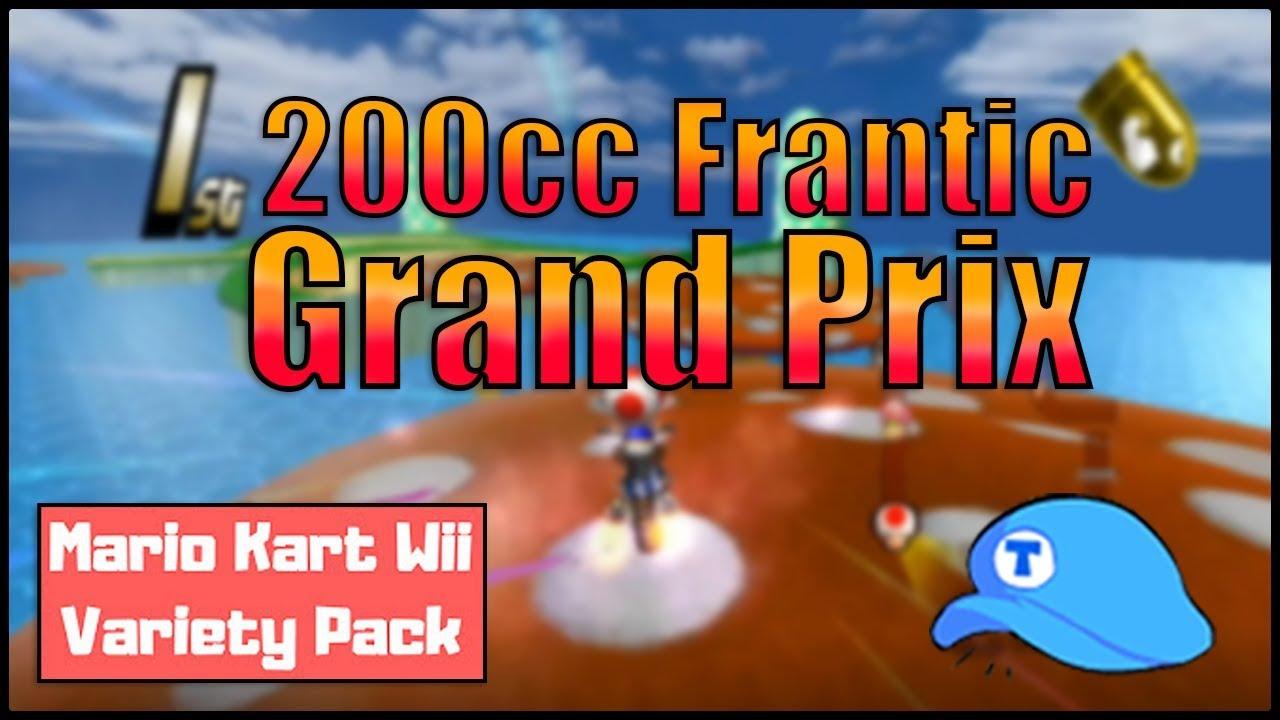 Variety Pack - Custom Mario Kart