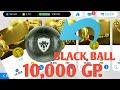 Regular Black Ball Agent 10,000 Gp._ PES 2018 Mobile