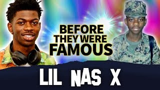 Lil Nas X | Before They Were Famous | Comes Out ----- with a New Remix