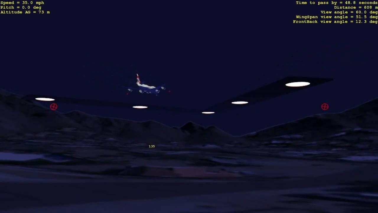 UFO Phoenix Lights - Original Footage Cleaned Up - YouTube  |Real Phoenix Lights