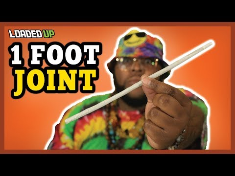 1 Foot Weed Joint