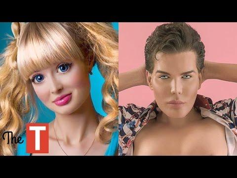 10 Creepy Real Life Barbie And Ken Dolls