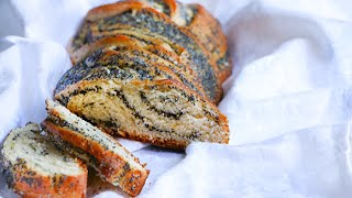 How To Make Citrus And Poppy Seeds Loaf