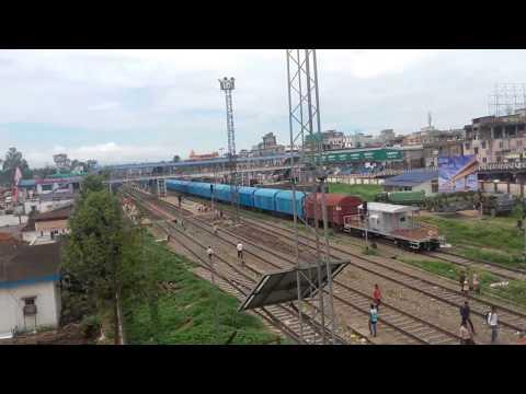 Dimapur Railway station
