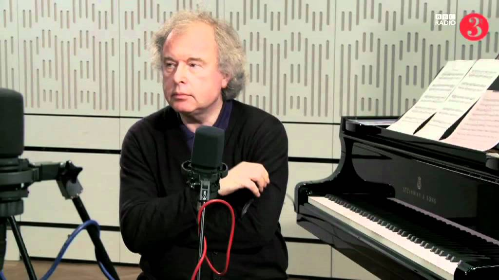András Schiff plays a lost work by Johannes Brahms