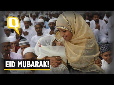 Eid-Ul-Fitr Celebrated with