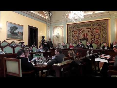 Carles Vega denuncia el transfuguisme a la Paeria