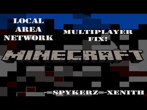 Minecraft LAN Fix!