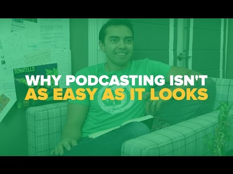 Why Podcasting Isn't as Easy as It Looks – SPI TV Ep. 51