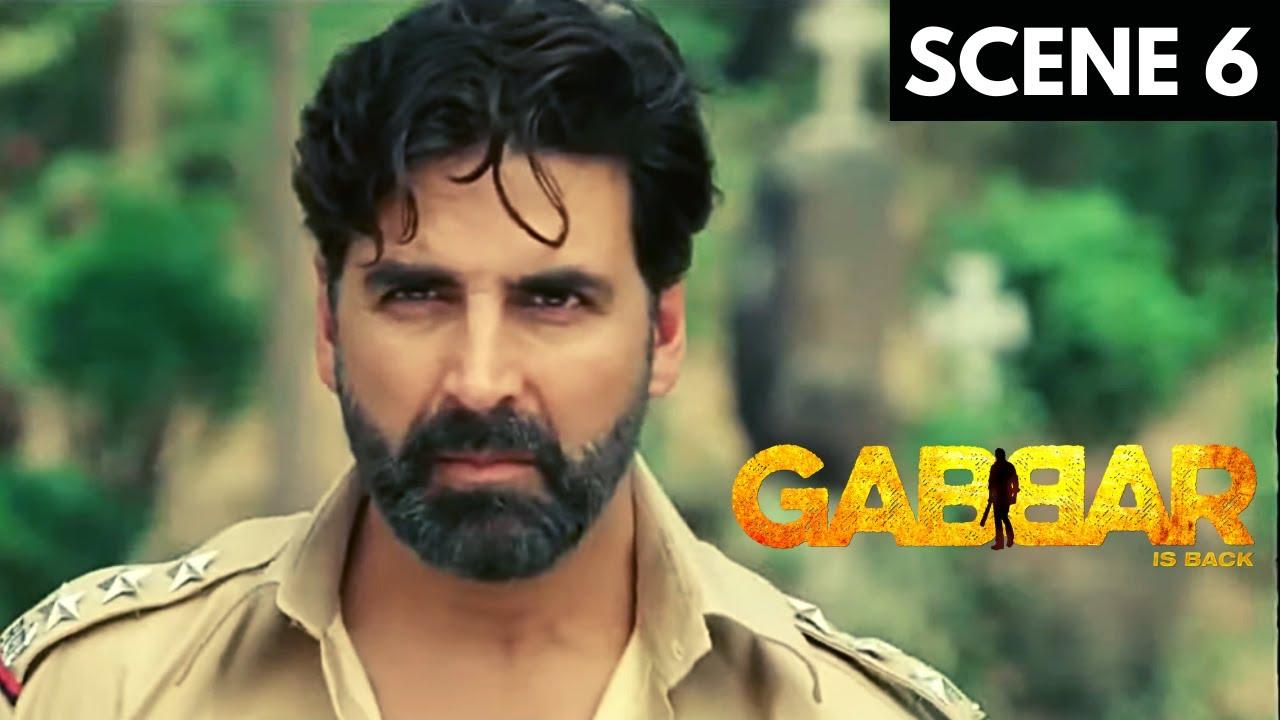 Download Gabbar Is Back   Scene 6   Gabbar Kidnaps Corrupt Police Officers   Akshay Kumar   Sunil Grover