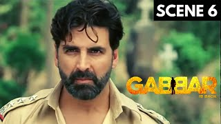 Download Gabbar Is Back | Scene 6 | Gabbar Kidnaps Corrupt Police Officers | Akshay Kumar | Sunil Grover