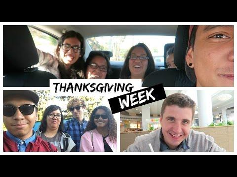 THANKSGIVING WEEK VLOG! | SEAWORLD, BLACK...