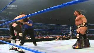 The Miz Vs. Tatanka - The Miz In Ring Debut - WWE Smackdown 9/1/06