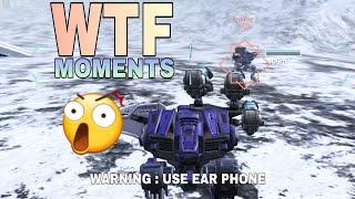 WTF MOMENTS WAR ROBOTS PART - 1