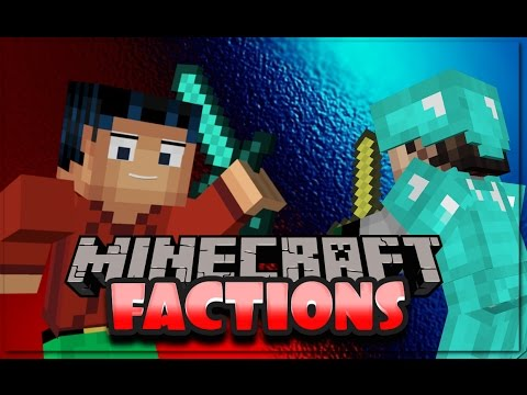 Minecraft Steve Factions - Super Hero Factions - Lets find our FIRST RAID