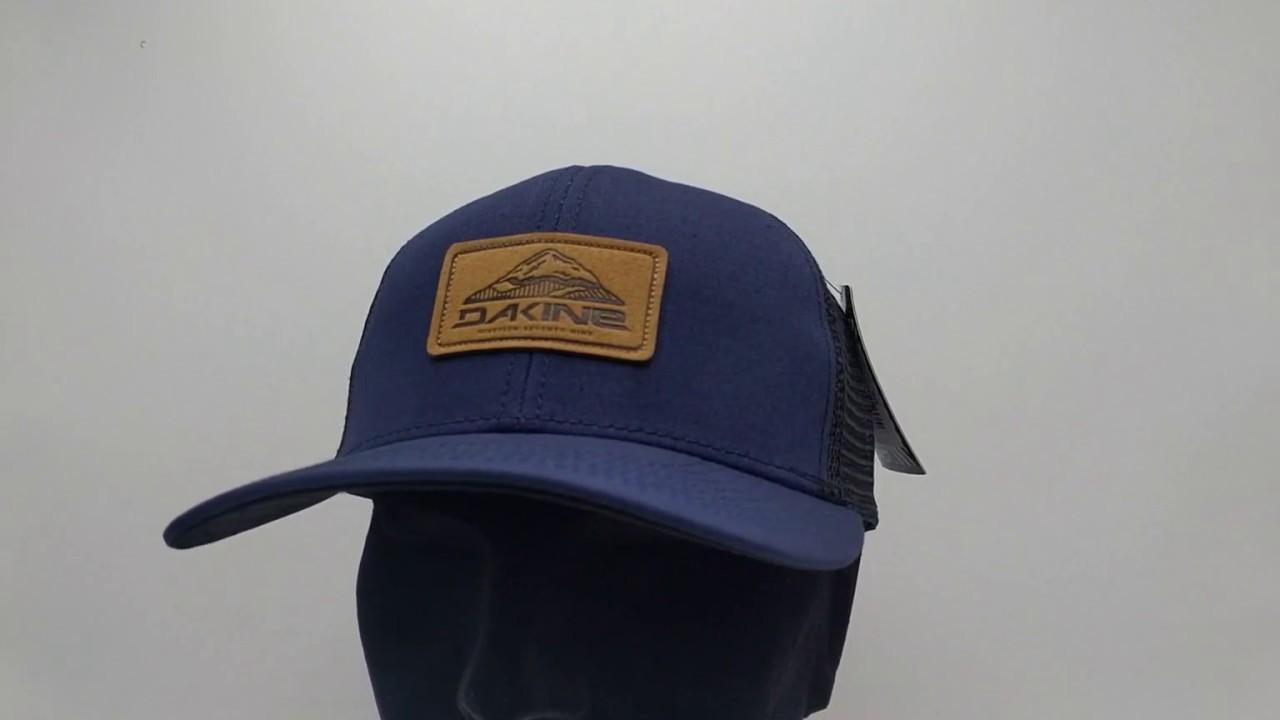 da9d753c84839 Dakine Northern Lights trucker cap - blue - €29