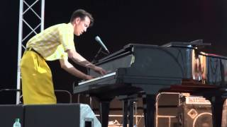 live music boogie woogie marlborough jazz festival the jive aces with vince hurley piano