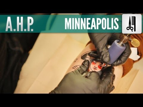 The Sea Wolf Tattoo Co. - American Hipster Presents #44 (Minneapolis - Style)