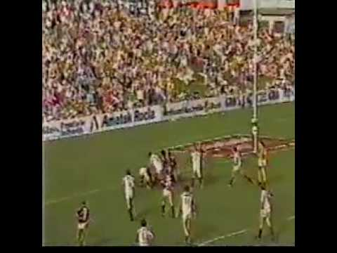 """Greg """"Brandy"""" Alexander Testimonial and Rugby League Highlights - Pt 2 of 4"""