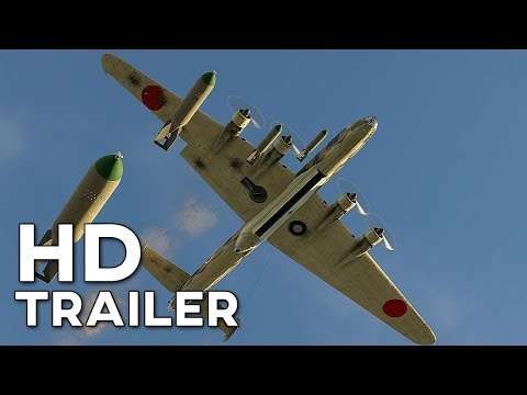 Best Game Trailers: War Thunder - The Japanese Air Force Expansion HD Trailer