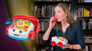 Fisher-Price made a baby phone for adults because sure why not (Unboxing and review)