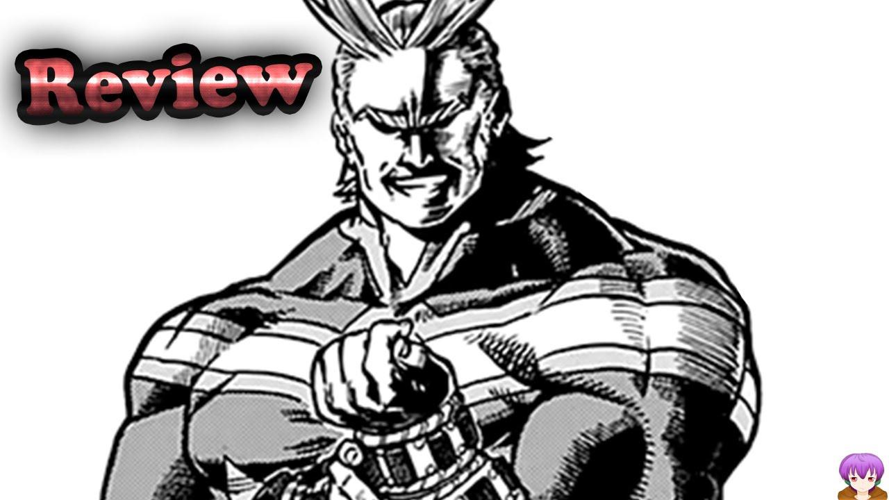 Boku no hero academia review brutal gamer - Boku No Hero Academia Chapter 61 Manga Review All Might And His Strength Youtube