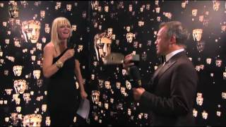 Graham Norton Wins Entertainment Performance BAFTA in 2011