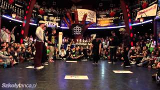 BONUS LOCKING BATTLE: Caro vs Salah, YouYa, Mr. Wiggles | Rytm Ulicy 2013