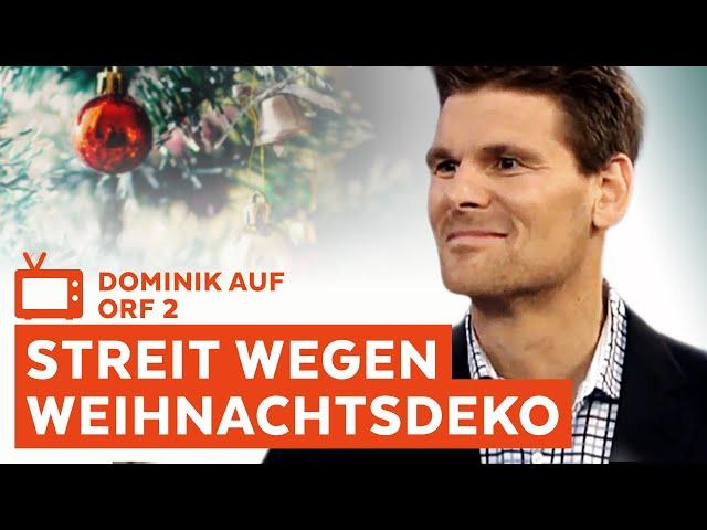 Streit rund um Weihnachtsdeko - Was glückliche Paare anders machen