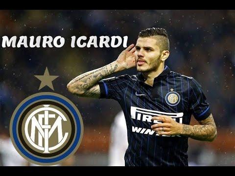 Mauro Icardi | The Perfect Striker| Amazing Goals, Skills, Assists | 2016/17 HD