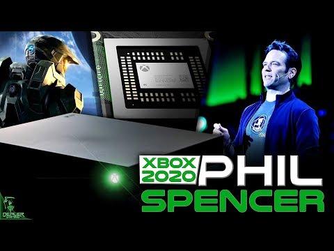 RDX: Phil Spencer Talks Xbox Scarlett! Xbox Games & IP, The Game Awards Xbox Debacle, Xcloud, Stadia