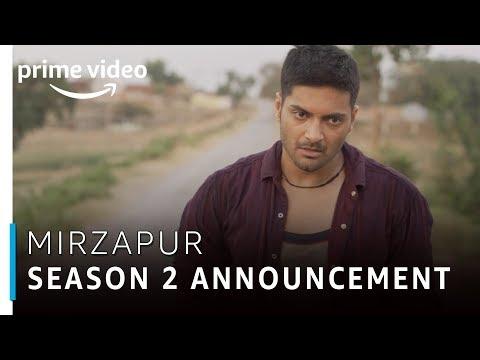 Mirzapur   Season 2 Announcement   Amazon Prime Video Mp3