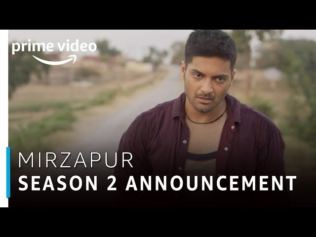 Mirzapur season 2 confirmed, makers release new video  Watch | tv