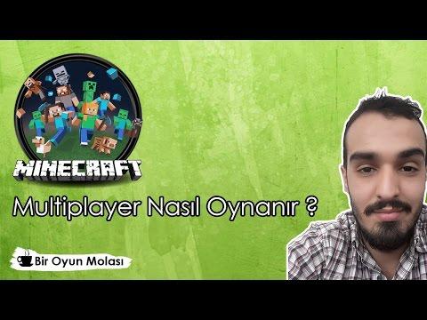 Minecraft Multiplayer Nasıl Oynanır? ( Hamachi Sanal Sunucu Kurmak )