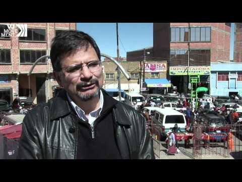 In Bolivia, the Black Market is the Economic Mainstream